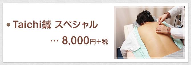 Taichi鍼スペシャル