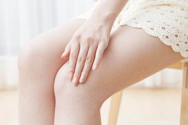 中野区野方の鍼灸院 膝の痛み